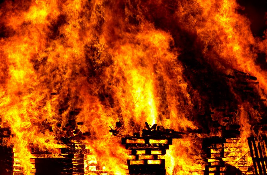 INEC Fire: 12 States Affected in Two Years