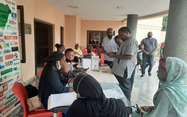 How Journalists Accessed COVID-19 Vaccination In Nigeria